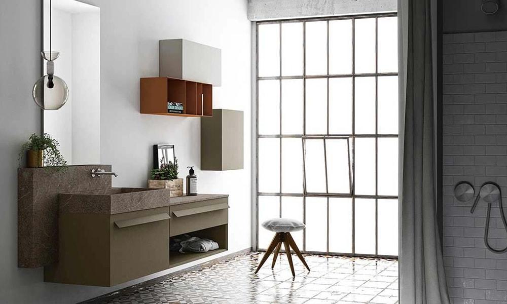 Altamarea 360gradi loft berozzi home - Altamarea mobili bagno ...