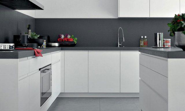Cucina Moderna Fly : Berozzi cucina multifunzionale dalle forme pulite