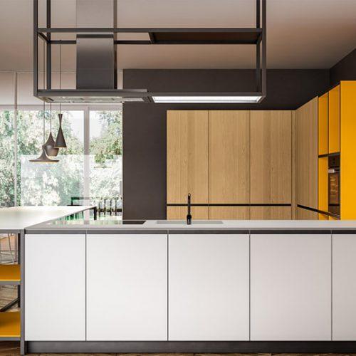 cucine in stile moderno, negozio di arredo mobili bologna - Negozi Arredamento Design Bologna