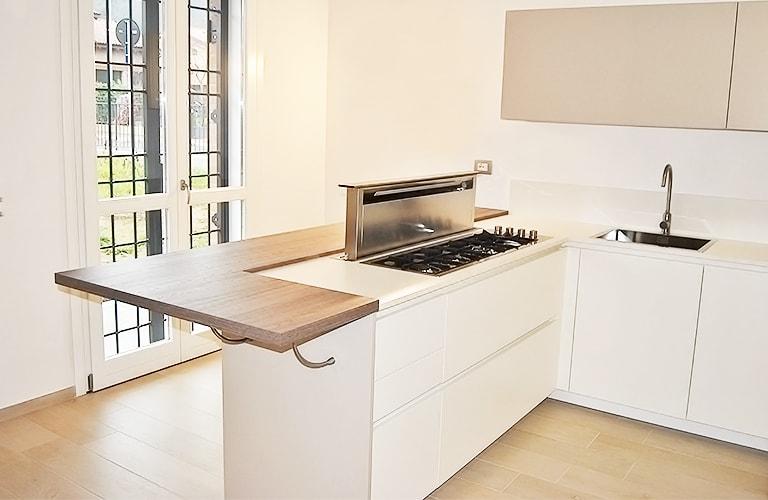 Berozzi home soluzioni per l 39 arredamento su misura - Soluzioni angolo cucina ...
