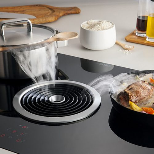 Berozzi home cucine con elettrodomestici bologna for Bora elettrodomestici